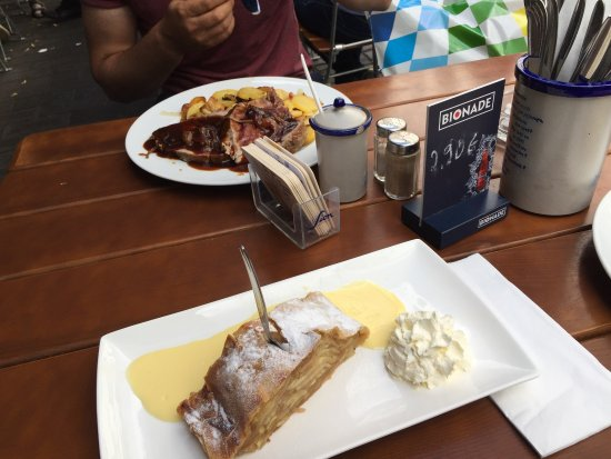 Food - Picture of Sion Brauhaus Gertrudenhof, Cologne - Tripadvisor