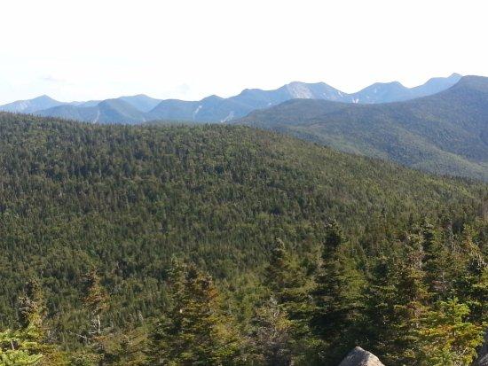 Sommet mont Cascade, Adirondack