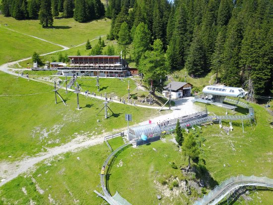 Churwalden, Switzerland: Bergrestaurant Pradascher