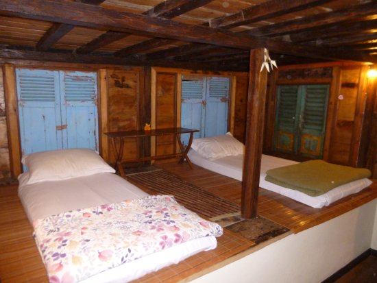 Songan, Indonesia: chambre 2