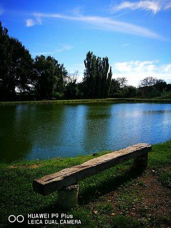 Ardea, Italy: Lago Arcobaleno
