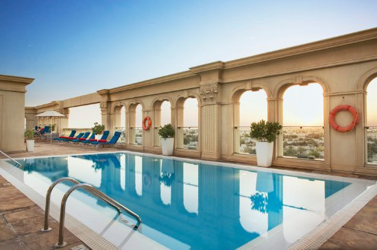Villa Rotana - Dubai: Swimming Pool