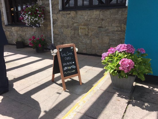 The Seiners Arms: Our perfect wedding