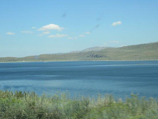 June Lake, كاليفورنيا: Grant Lake (Grant Lake Marina Area), June Lake Loop, CA