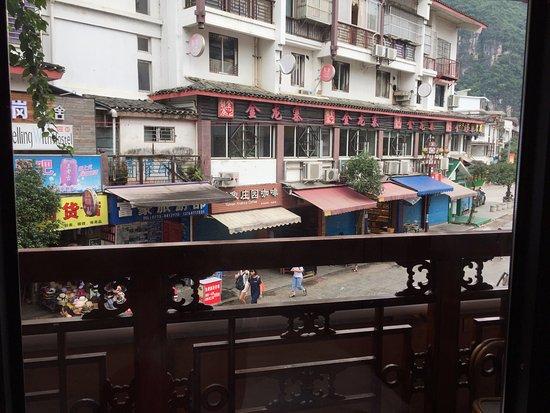 Bamboo House Resort : バルコニーからの眺め③