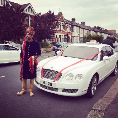 Hornchurch, UK: Bentley