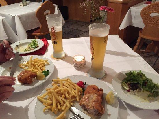 Roemerberg, Allemagne : Landgasthof Zum Engel