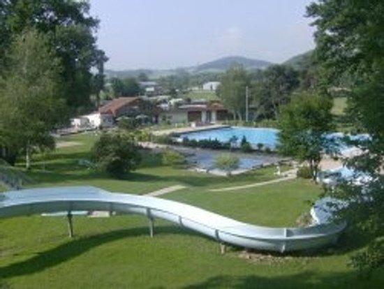 Moudon, Szwajcaria: Toboggan pour tout ages