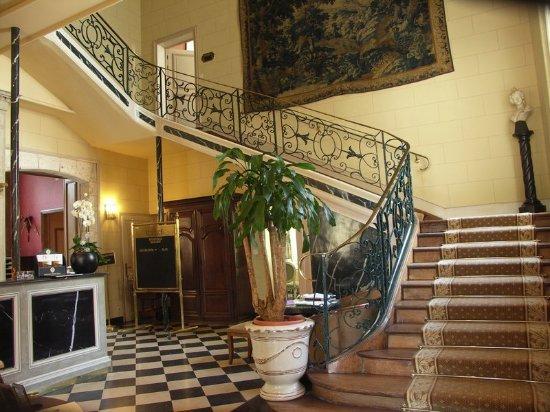 Gosnay, France: Lobby