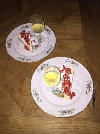 Saint-Amand-Montrond, Frankrike: Dessert