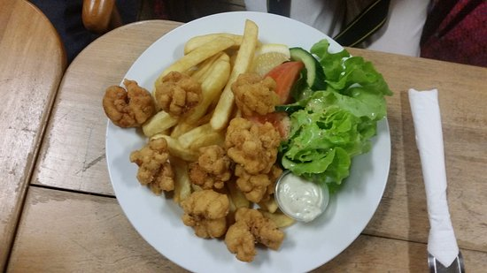 Yungaburra, Australia: Salt & Pepper Squid