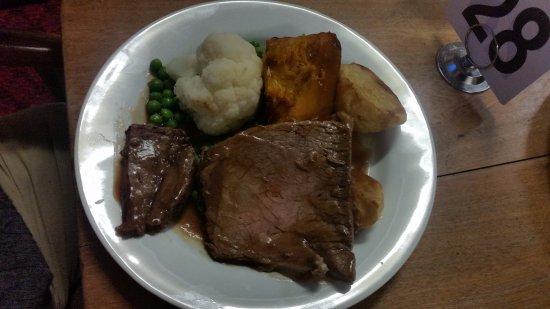 Yungaburra, ออสเตรเลีย: Roast Beef