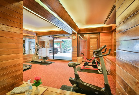 Mom Tri's Villa Royale: Fitness