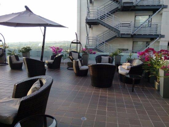 Terraza En Piso 17 Picture Of Hotel Mocawa Plaza Armenia