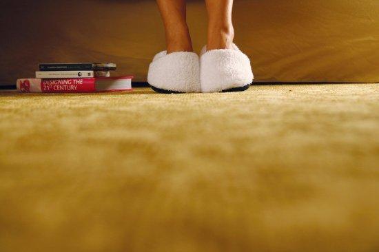 San Want Residences: In Room Slipper