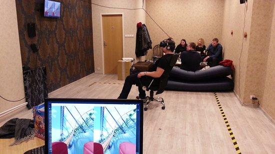 Martin, Eslovaquia: VR zážitky