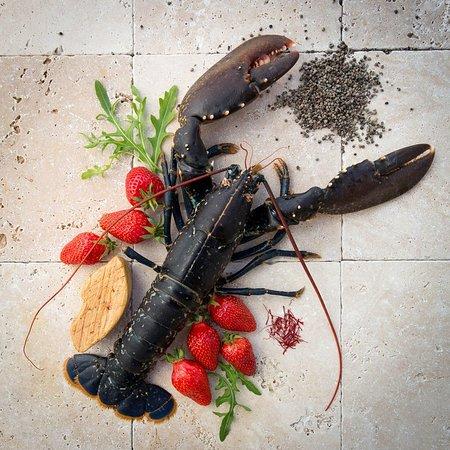 Monestier, Frankrike: Didier Casaguana Restaurant Gastronomique