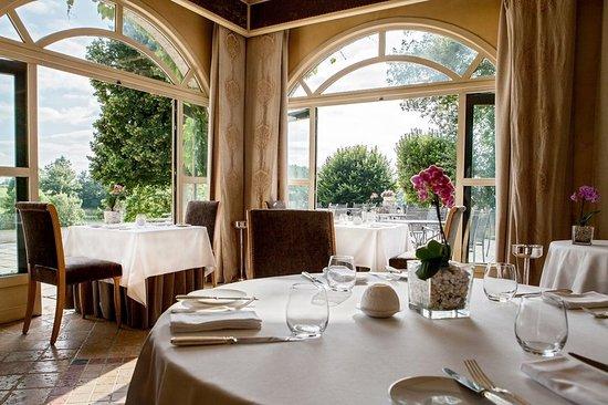 Monestier, Frankrike: Les Fresques Restaurant