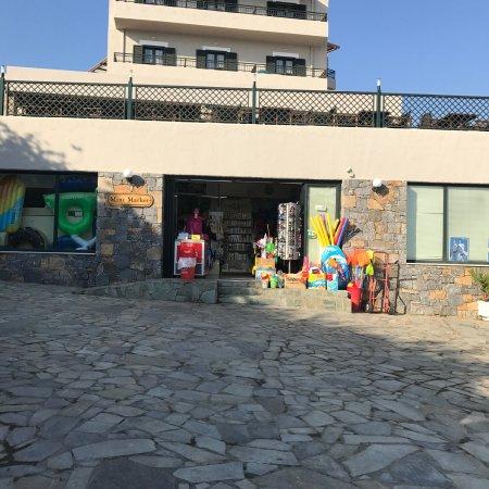 Nana Beach Hotel Rooms