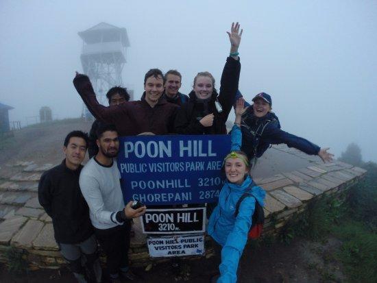 Kathmandu Valley, Nepal: Top of Poon Hill