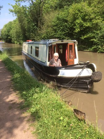 Coventry, UK: My mother-in-law stranded! The