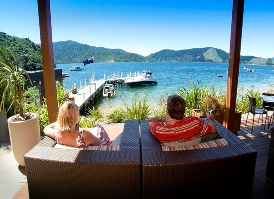 Arthurs Bay, Neuseeland: Soothing rural escape set in a natural paradise