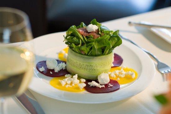Manchester, VT: Beet Salad