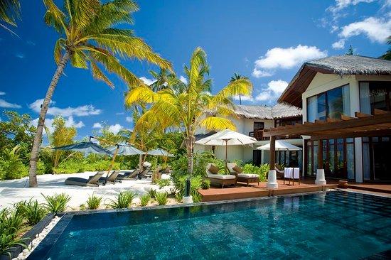Halaveli Island: Presidential Villa