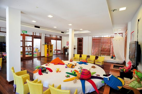 Halaveli Island: Kids Club