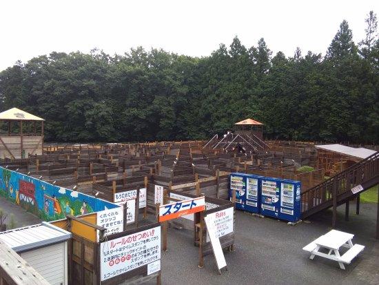 Big Maze Palladium: 巨大迷路パラディウム