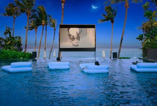 โรงแรมเคป นิทรา: Moonlight Cinema