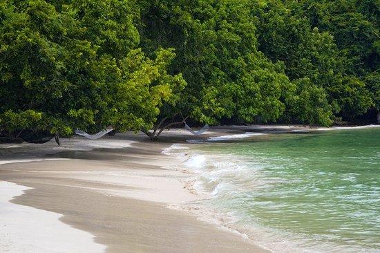 Pulau Gaya, Malaysia: Beach