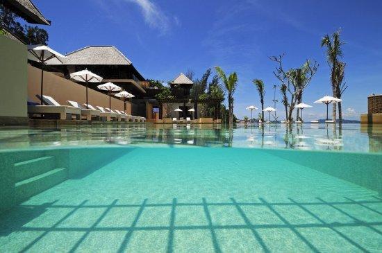 Pulau Gaya, Malaysia: Pool
