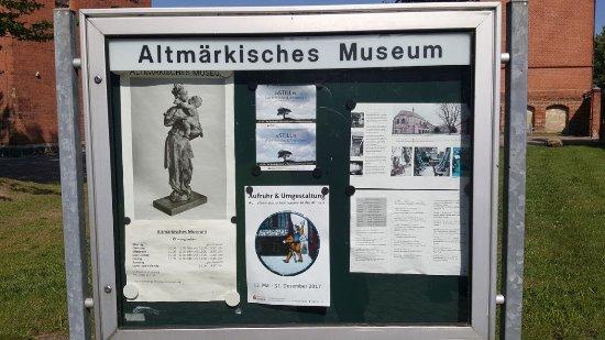 Stendal, Deutschland: Altmärkisches Museum