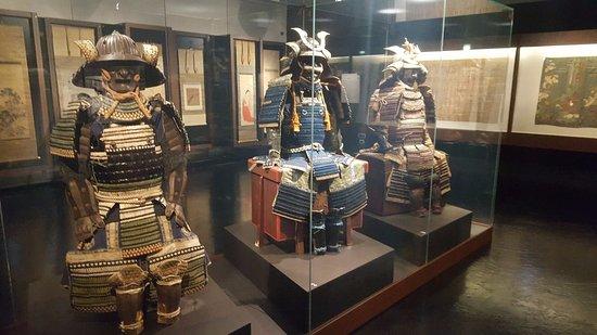 Armature da samurai foto di mao museo d 39 arte orientale for Samurai torino
