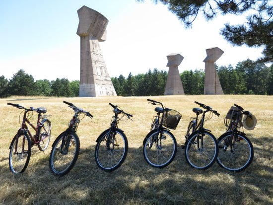 Eco Bike Tour Nis