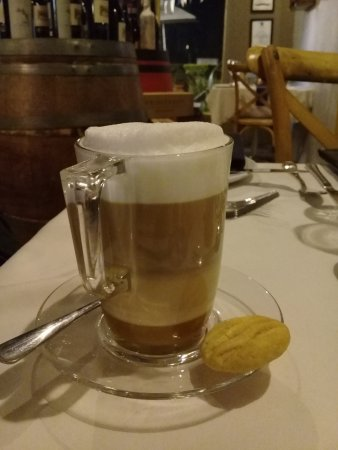 White River, South Africa: Amazing Caramel Coffee