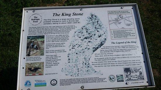 Chipping Norton, UK: Rollright Stones