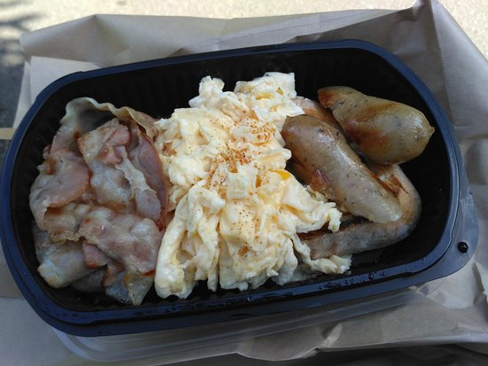 49 Cafe: breakfast of champions