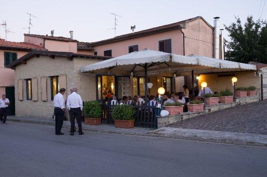 Ригнано-сулли-Арно, Италия: Ristorante da Pampurio