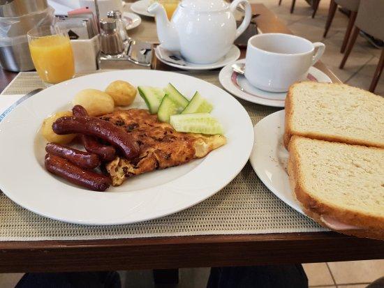 Radisson Blu Beke Hotel, Budapest: 20170818_093545_large.jpg