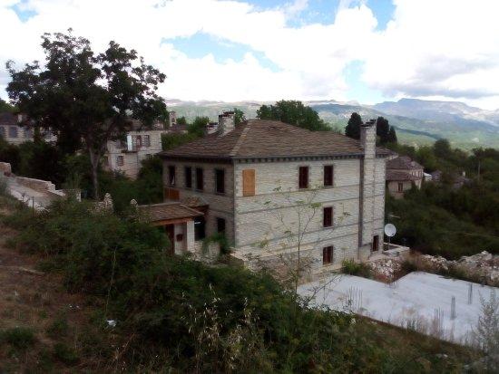 Δίλοφο, Ελλάδα: Εστιατόριο Αλθαία