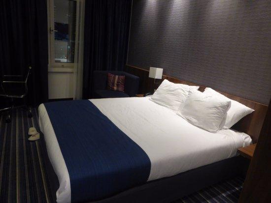 Holiday Inn Express Amsterdam-Sloterdijk Station Photo