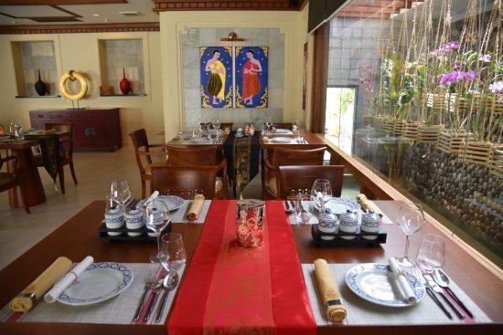 كورومبا المالديف: Khing Thai restaurant