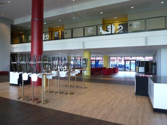 Decines-Charpieu, France: Intérieur d'un salon VIP