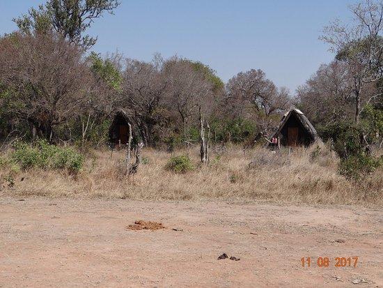 Kruger National Park, South Africa: The Wolhuter Trail camp