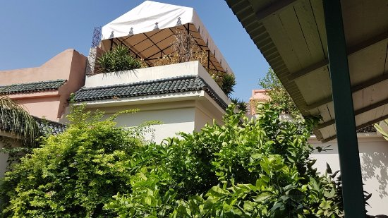 Riad Villa Harmonie: Vue d'ensemble