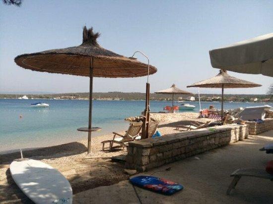 Pension Gradina: Beach-Pansion Gradina, Loviste
