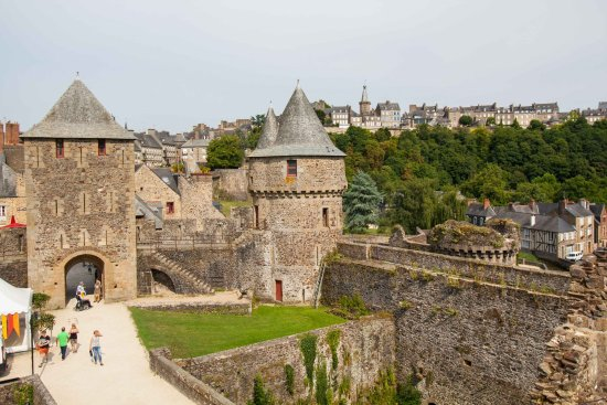 Fougeres Foto