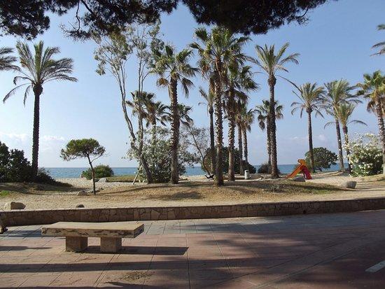 Costa Dorada, España: il lungomare